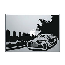 "Macbook Aufkleber Sticker Decal skin Air Pro 11"" 13"" 15"" 17"" vinyl auto oldtimer"