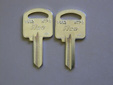 Wright Products Key Blanks ILCO 1662 -2 Blanks- For Wright Storm Doors