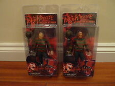 Neca freddy krueger a nightmare on elm street series 4 freddys dead set figure