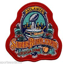 SUPER BOWL 28 ~ Cowboys vs Bills OFFICIAL SB XXVIII Willabee Ward NFL PATCH ONLY
