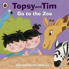 Preschool Story - Topsy & Tim First Experiences: TOPSY AND TIM GO TO THE ZOO NEW