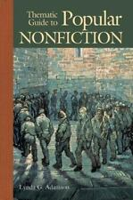 Thematic Guide to Popular Nonfiction-ExLibrary