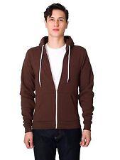American Apparel Men's  Flex Fleece hoodie s