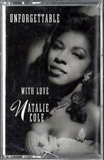 NATALIE COLE / UNFORGETTABLE - Sealed Cassette (1991)