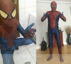 The Amazing Spider-Man Super Hero Cosplay Spiderman Halloween Zentai Costume