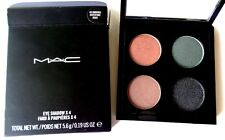 MAC  AN AMOROUS ADVENTURE Novel Romance Collection Eye Shadow x 4 Quad