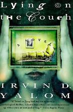 LYING ON THE COUCH - IRVIN D. YALOM (PAPERBACK) NEW