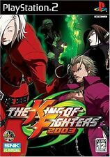 Used PS2 The King of Fighters 2003 Japan Import (Free Shipping)
