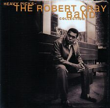 "HEAVY PICKS - ""THE ROBERT CRAY BAND"" - COLLECTION / CD - TOP-ZUSTAND"