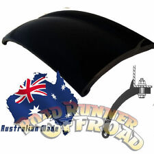 EPDM Rubber flexible Wheel Arch flares 3m x 75mm wide for 4wd vehicles