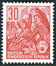 Germany DDR/GDR 165, MNH. Definitive. Dancing couple, 1953