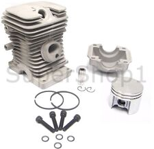Cylinder & Piston Kit for Stihl 018 MS180 MS180C (38mm) - Replaces 1130 020 1208