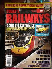 Today's RAILWAYS May 2012 Issue 125 UK