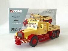 Corgi transporte pesado 17905 Scammell contratista el puntero del grupo 1:50 Escala