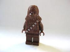 Lego CHEWBACCA Minifigure STAR WARS Wookie 4504 6212 7260