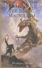 NEW - The Black Mausoleum (The Memory of Flames) by Deas, Stephen