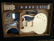ELECTRIC GUITAR KIT SG 30. BASSWOOD BODY, MAPLE SET NECK. LOCAL PICKUP WELCOME