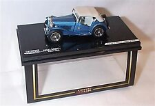 MGTC Clipper Blue Vitesse 29161 1-43 scale new in case limited edition