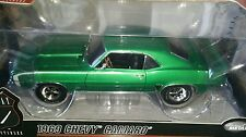Highway 61/DCP 1969 Chevrolet Camaro SS 396 1:18 Diecast Car