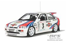 Ford Escort RS Cosworth Gr.A MARTINI - Rallye 1000 Miglia 1995 - 1:18 OttO 204