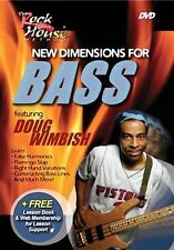 New Dimensions for Bass, Acceptable DVD, Doug Wimbish,