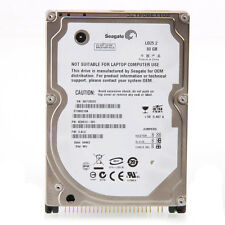 "Seagate Hard Drive 80GB IDE 2.5"" ST980210A LD25.2 Serise for Laptop"