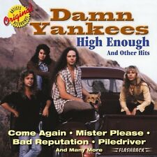 High Enough & Other Hits - Damn Yankees 081227839826 (CD Used Very Good)