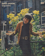 WHO - PHOTO'S + ARTICLES  FROM DUTCH MUSIC MAGAZINES 1970-1973