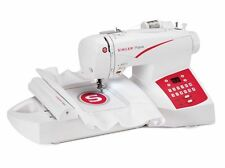 New Singer Futura SES-2000 All-In-One Sewing Machine 120 Built-In Designs Stitch
