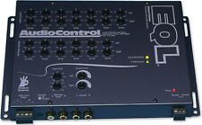 AUDIOCONTROL EQL 2-CHANNEL TRUNK MOUNT DUAL BANDWIDTH GRAPHIC EQUALIZER AUDIO