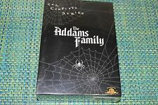 The Addams Family - Complete Series (DVD, 2007, 9-Disc Set) Brand New