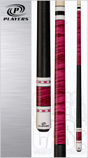 PLAYERS POOL CUE C-942 TWO-PIECE BRAND NEW FREE SHIPPING FREE HARD CASE