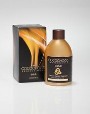 COCOCHOCO Gold Brazilian Keratin Treatment Hair Straightening 250ml DECANTED