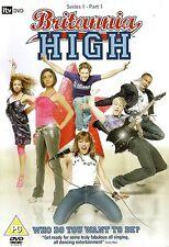 Britannia High - Series 1 Vol.1 (DVD, 2008, 2-Disc Set) CLEARANCE SALE