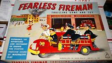 **Estate Sale** Vintage *RARE* 1957 Hassenfeld Bros Fearless Fireman Game & Toy