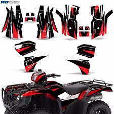 Graphic Kit Honda Foreman 500 ATV Quad Decals Sticker Wrap Parts 2015 2016 MON
