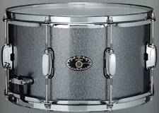 Tama Birch Snare Limited Edition - 14x8 Galaxy Silver Sparkle