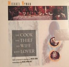 The Cook, The Thief, His Wife and Her Lover CD (2004) Digi-Pack