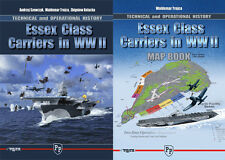 ESSEX CLASS CARRIERS in WWII - Technical and Operational History*
