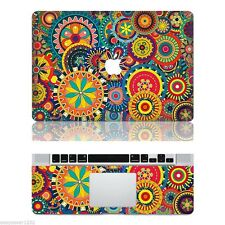 "Color Vinyl Apple Macbook Pro 15"" Inch Sticker Decal Skin Cover For Laptop Mac"