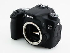 Canon EOS 70D Digital SLR Camera *Body Only* *USED*