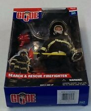 G.I. JOE Search & Rescue FIREFIGHTER 12 Inch ACTION FIGURE