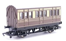 Hornby GWR 4-Wheel Coach - No.12 - R.213 / R.446 - OO Gauge - Excellent