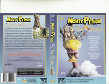Monty Python And The Holy Grail-1974-Graham Chapman-Movie-DVD