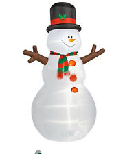 2017 New 63'' CHRISTMAS AIR BLOWN INFLATABLE  SNOWMAN LIGHTED YARD DECOR OUTDOOR