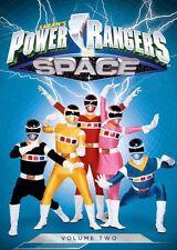 POWER RANGERS: IN SPACE 2 (Darryl Edwards) - DVD - Region 1 Sealed