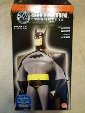 "BATMAN JUSTICE LEAGUE The Animated Series 10"" Maquette Statue 2110/8500! Minty!"
