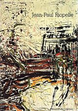 FRANCE 1981 FRENCH QUEBEC ART BOOK : JEAN-PAUL RIOPELLE