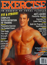 EXERCISE FOR MEN ONLY MAGAZINE FEBRUARY 1998 (VERY RARE)