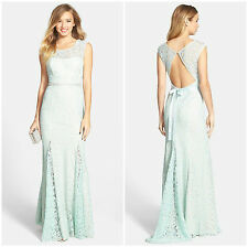 SEQUIN  HEARTS  EMBELLISHED  LACE  GOWN  PROM  PARTY  DRESS   Sz 3  NEW  $ 148
